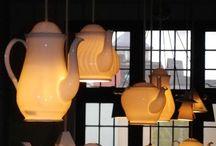 Lights, Lamps and Lanterns / Et la lumière fut / by Francine Saint-Onge