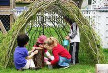 Activité au jardin