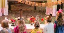 Kindergeburtstag - Movie Night / Party, Birthday Party