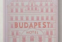 The Grand Hotel Budapest / Film, Design, Wes Anderson