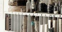 Wohnen - Work Place at home / Sewing, DIY Nähzimmer, zu Hause