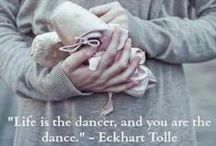 dance quotes / Inspiration and Motivation for Ballerinas