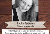 PLJ Designer - Lydia Gibson / Brilliant Project Life Inspiration from our 2015 Design Team member Lydia.