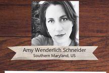 PLJ Designer - Amy Wenderlich Schneider / Brilliant Project Life Inspiration from our 2015 Design Team member Amy.