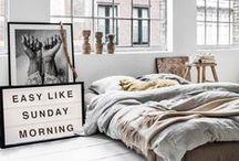 Bedroom / Inspiracje - design w sypialni