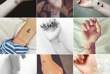 TATTOO  / Inspiracje tatuażu