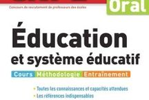 crpe oral: système éducatif