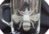 csésze, bögre, pohár / Kreatívan díszített #csészék, #bögrék, #poharak fellegvára.