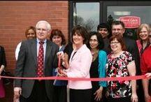 Ribbon Cuttings / Opening ceremonies bor Solon businesses.