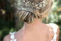 TOCADOS PARA NOVIAS / Complementa tu look de novia con las ideas que te ofrecemos desde La Masía les Casotes.
