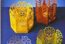 Kirigami / A papír díszítés művészete