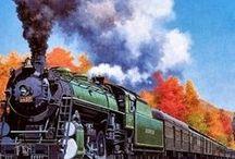 vasút / A #vasút világa rajongó szemmel