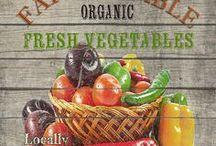 zöldség, gyümölcs / #zöldség #gyümölcs rajzolva, festve, színezve...