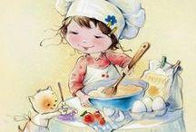 szakácsok / #kukták #szakácsok #séfek emberek tündérek