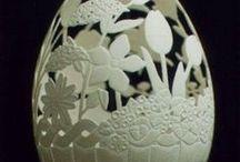 tojások / húsvéti- ékszer- csipke- #tojások