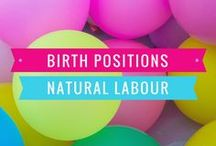 Birth Positions, Labour Pain Relief
