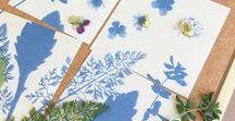 Bastelideen - Jahreszeiten / Ideen für mit Kindern zusammen, nach Jahreszeiten geordnet