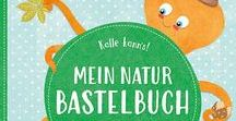 Büchertipps / Alle Bücherbesprechungen im Blog schaeresteipapier.ch zu den Themen Basteln, Natur, DIY-Werkstatt, Rezepte, Origami...