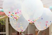 Party / Feestje!  / Party ideas!!