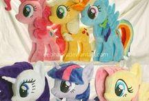My Little Pony Friendship is Magic / by Savannah Malerba