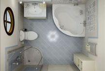 Genius Bathroom Layouts