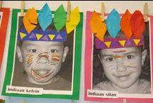 birthday calenders classroom / verjaardagskalender