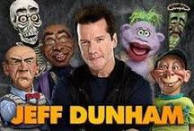 Jeff Dunham / No one else comes close! I loves me some Jef-fa-fa! / by Lisa Barber