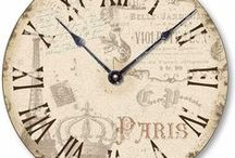 timepieces clocks horloges