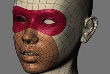 Topology_face, body