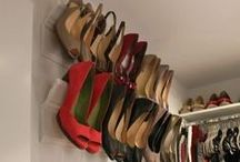 Organizing + Reusing + Decoring / Clever ideas to be more organized-