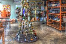 Recycled Bottle Tree Inspirations!