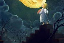 Bella Luna / by Lori Ruff