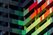 Colours, Textures & Shapes