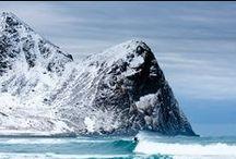 Coldwatersurfing / Nichts für Mimosen. Hier sind Bordshorts ein Fremdwort und 5mm aufwärts Neos an der Tagesordnung.