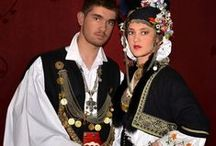 Greek traditional costumes