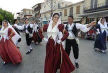 folklore festival lefkada