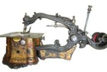 antigue sewing machines