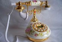 antigue phones