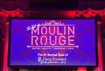Face Forward Gala Event 2015 / LE BAL DU MOULIN ROUGE: FaceForward 6th Annual Gala Event at Millenium Biltmore Hotel Downtown L.A - Sep 2015
