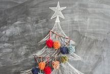 Christmas Crafts for Kids / Christmas crafts for moms and dads and families of all ages (but especially for kids!).