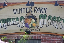 I LUV the Winter Park Farmers Market! / by I LUV Winter Park