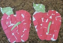 Preschool Crafts / Crafts for very young children (18 mos. to 5 years) to do at home or in a group setting (i.e. library Story Time, EYC, etc.)