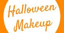 Halloween / Around Halloween you will see me start playing around with fun makeup and Halloween Costumes. Find awesome costumes and makeup ideas here.