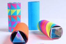 Crafts for kids 5+ / Crafts for kids in the Senior Kindergarten or older