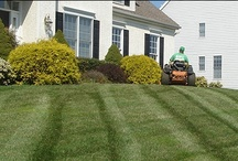 Lawn and Landscape Service / Let Nature's Call's experts handle the back-breaking work while you sit back and enjoy your beautiful lawn!