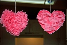 Valentine's Day / Crafts, activities, and books for St. Valentine's Day