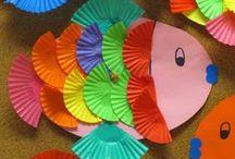 Animal Crafts / Animal crafts for children