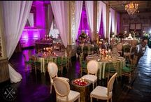 Wedding Day Inspiration / Wedding décor, romantic details, and inspiration boards.