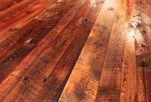 Madeira! / Referências de projetos com madeira.