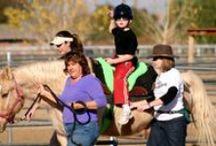 Ippoterapia / Ho raccolto e selezionato le immagini più evocative che raffigurano il cavallo insieme ai bambini affetti da disabilità di vari livelli e tipologie. Queste aiutano a comprendere meglio l'utilità del cavallo nei confronti dei bambini autistici, down e con disabilità varie.
